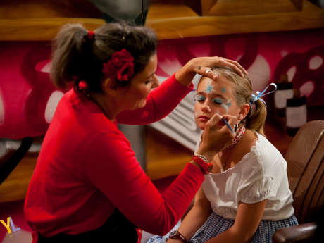 Atelier maquillage enfants