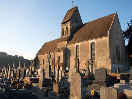 Eglise de St Rémy sur Orne (XII, XVII et XIXème siècles)