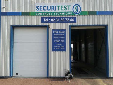 Centre de contrôle technique SECURITEST