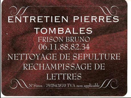 Entretien Pierres Tombales