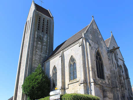 Église Saint-Sylvain (XIIème siècle)