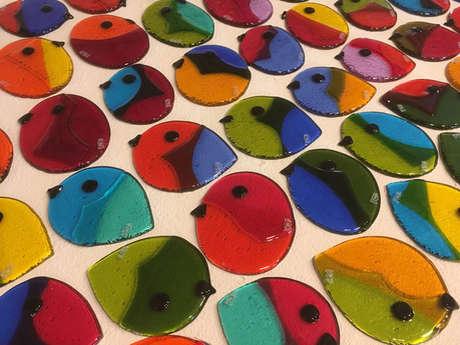 Atelier artisan verrier - Magali B Creations