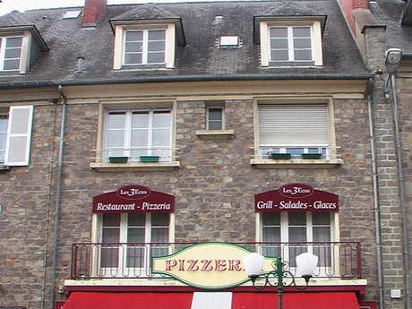 Pizzéria les 3 écus à Condé-sur-Noireau
