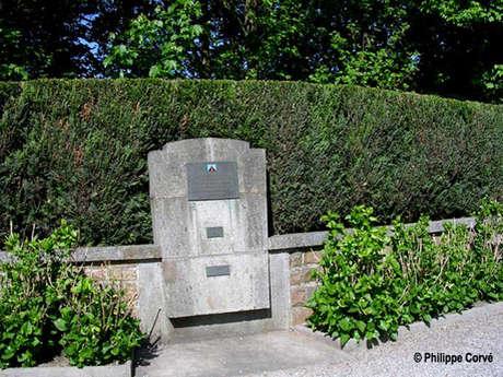 Stèle 59th Division du Staffordshire