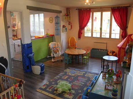 """Maison d'Assistantes Maternelles """"La Rose et le Chou"""""""