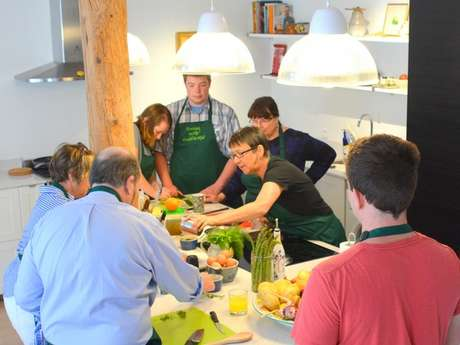 COOKING CLASSES BY THE CANAL DU MIDI