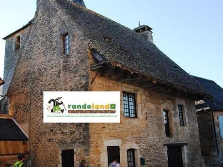 Randoland - Nadaillac, Domaine de Noël