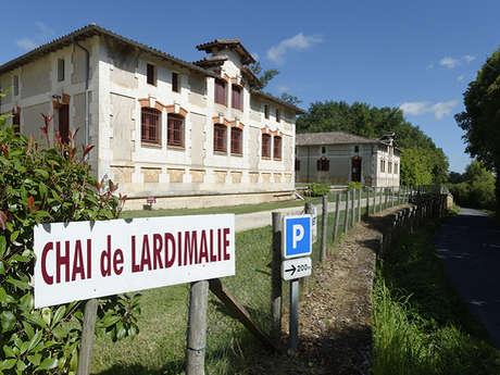 Musée du Vin et de la Vigne Chai de Lardimalie