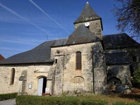 Eglise de Badefols d'Ans