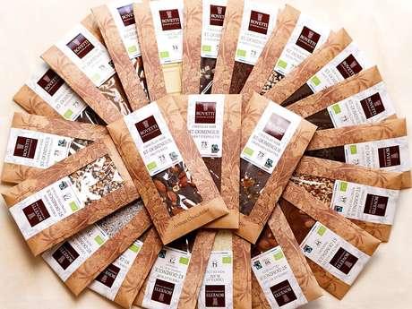 Visite gratuite du Musée du Chocolat