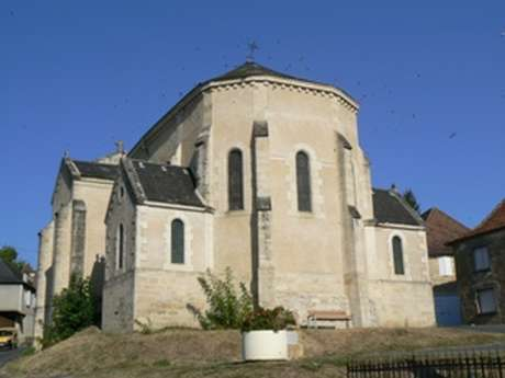 Eglise de Saint-Pierre et Saint-Paul