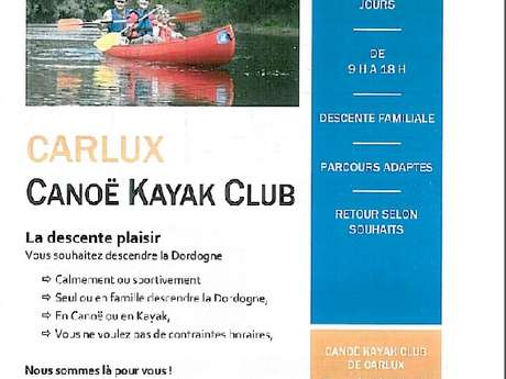 Canoë Kayak Club de Carlux