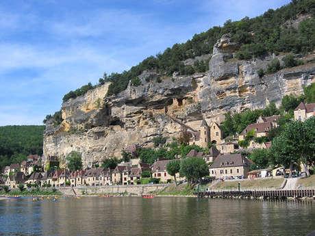 Aire communale de La Roque-Gageac