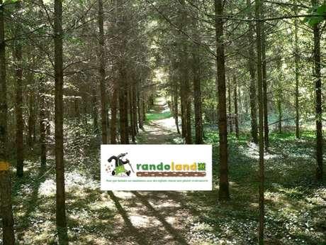 Randoland - Sentier des Fontaines