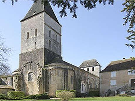 Eglise Abbatiale de Tourtoirac