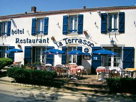 "Hôtel-Restaurant ""La Terrasse"""