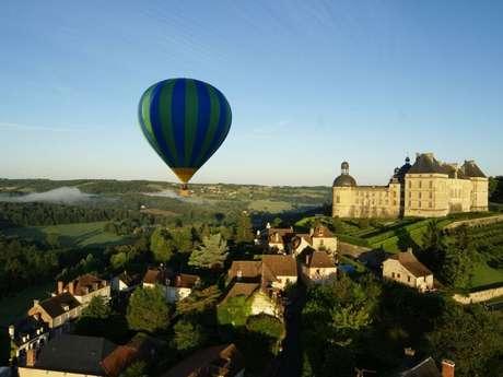 Corrèze Montgolfière sarl