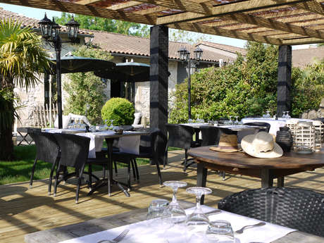 "Restaurant ""Domaine de la Tuilerie"""