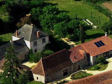 Domaine des Ormeaux - Chambre d'hôtes Lucy