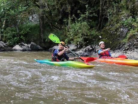 Vert'Auvézère - canoë kayak