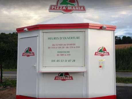 Pizza Mania Hautefort