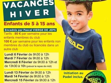 Tennis municipal