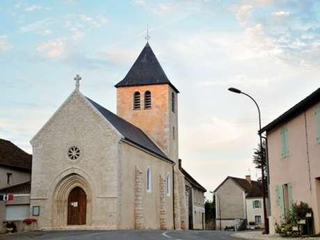 Eglise de Sainte Eulalie d'Ans