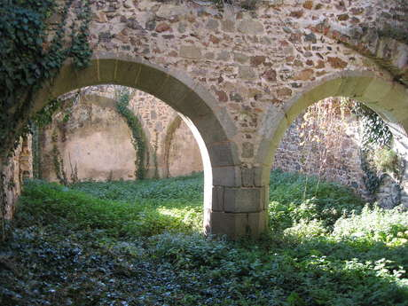 Château d'Argenton les Vallées