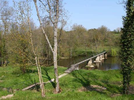 Site de la Passerelle d'Auzay