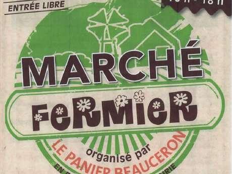 Marché fermier du Panier Beauceron