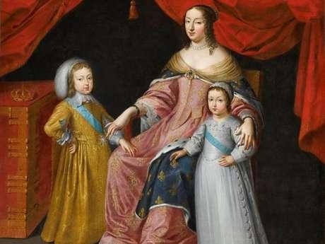 L'enfance de Louis XIV : quand Mazarin luttait contre les frondeurs