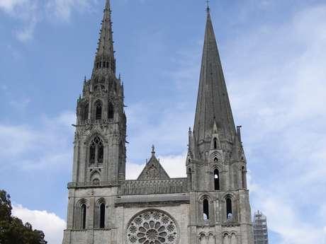 La cathédrale sous tous les angles