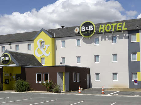 B&B Hotels Chartres Le Coudray