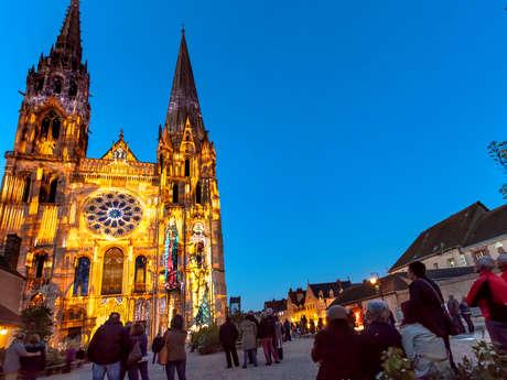 Visites guidées Chartres en lumières