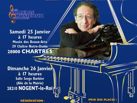 Samedis Musicaux : Récital de piano de Jean-Marc Luisada