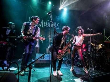 Concert Un Brin de Live - Sugar Bones