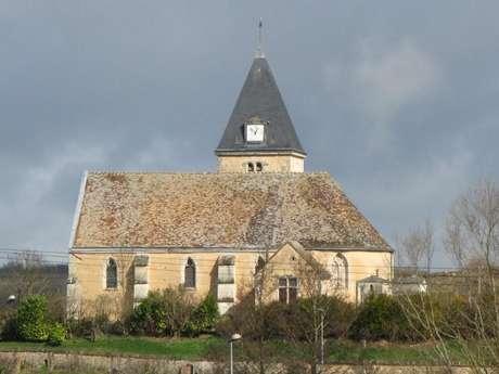 Journées du patrimoine visite de l'église Saint Aubin