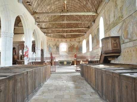 Eglise Saint Orien, Danse Macabre
