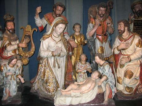 Eglise Notre Dame et Nativité du XVII° siècle