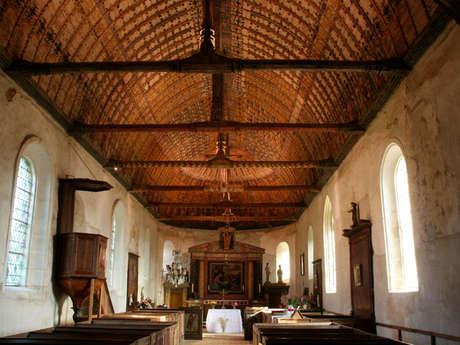 Eglise Saint Martin de la Croix du Perche