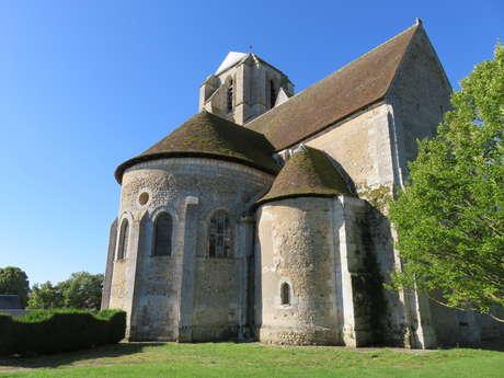Visite guidée - L'église Saint-Jean et la ville basse au bord du Loir