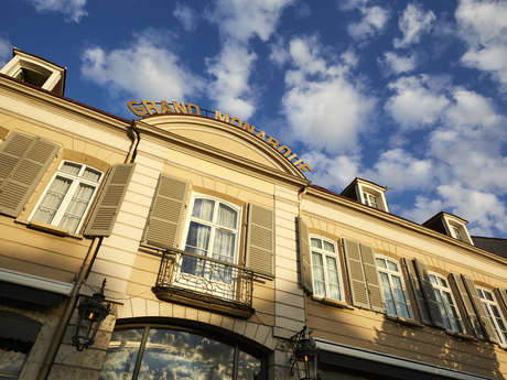 Best Western Premier Le Grand Monarque Hotel & Spa