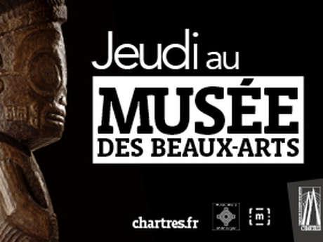 Jeudis au musée : Jean Moulin