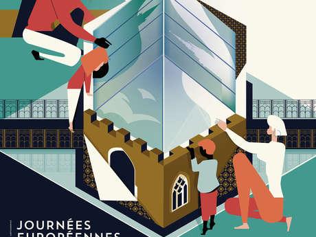 Journées du patrimoine : visite de la mosquée
