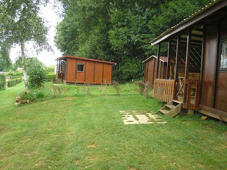 Camping Le Bois Jahan