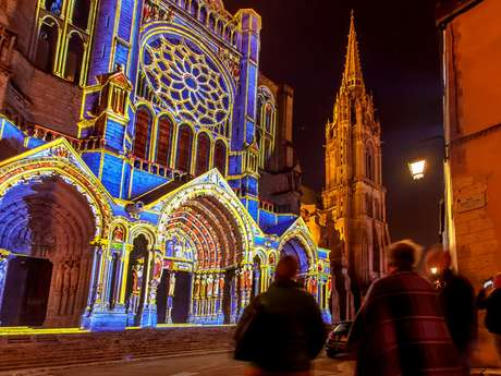 Chartres en lumières (reporté en 2021)