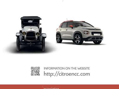 Célébration Centenaire Citroën - Rassemblement du siècle