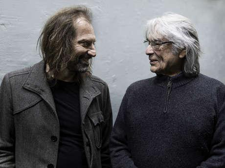 Raul Barboza et Chango Spasiuk