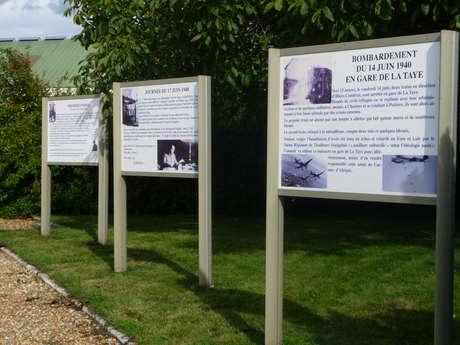 Jean Moulin - Monument commémoratif