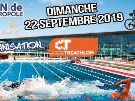 Triathlon de Chartres Métropole